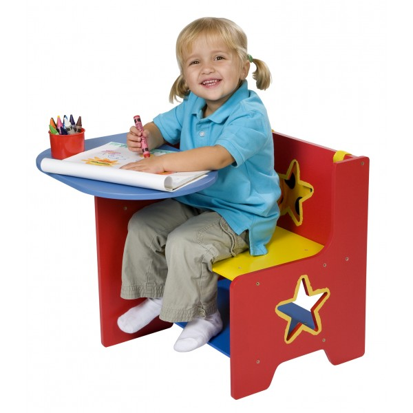 Birou din lemn pentru copii Alex Toys