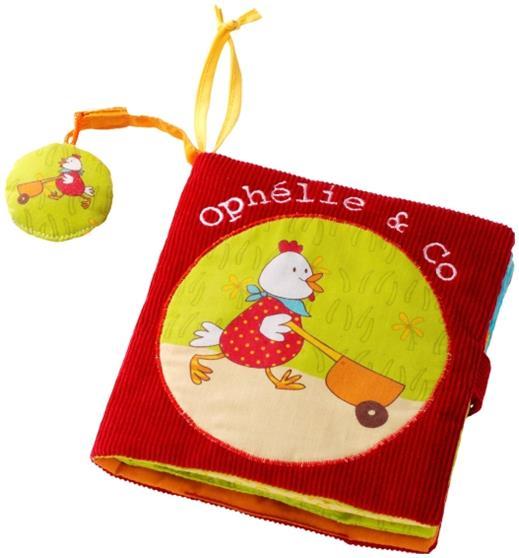 Carte de activitati Ophelie