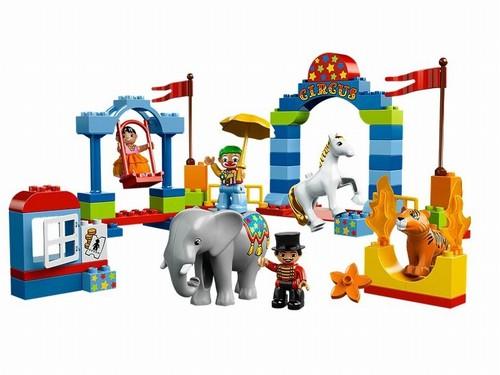 Circul mare din seria Lego Duplo