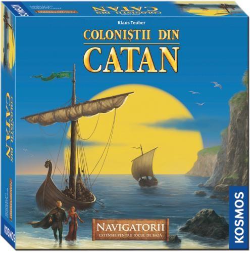 Colonistii din Catan-Navigatorii(extensie)