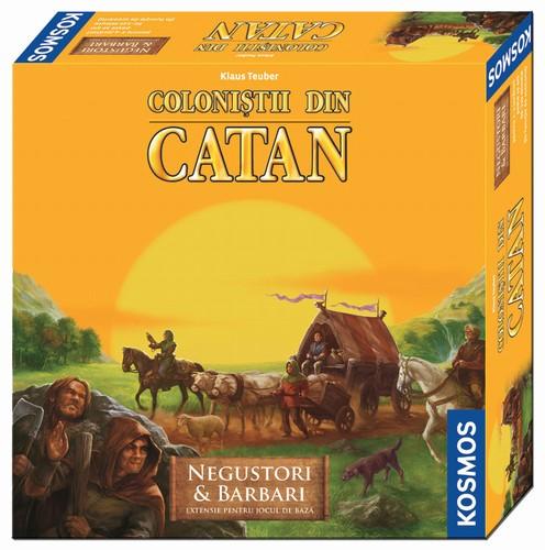 Colonistii din Catan-NegustoriBarbari(extensie)