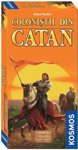 Colonistii din Catan-OraseCavaleri extensie 56 jucatori