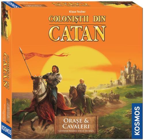 Colonistii din Catan-OraseCavaleri(extensie)