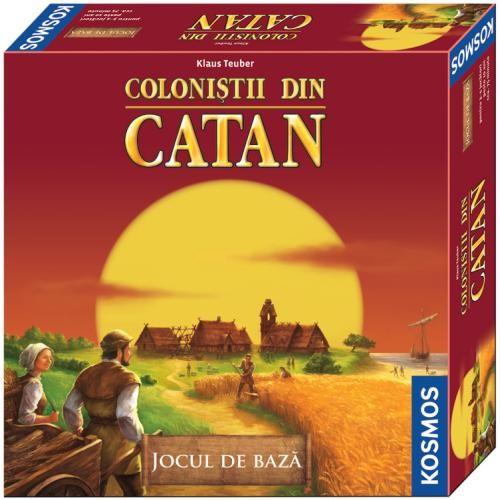 Colonistii din Catan-jocul de baza