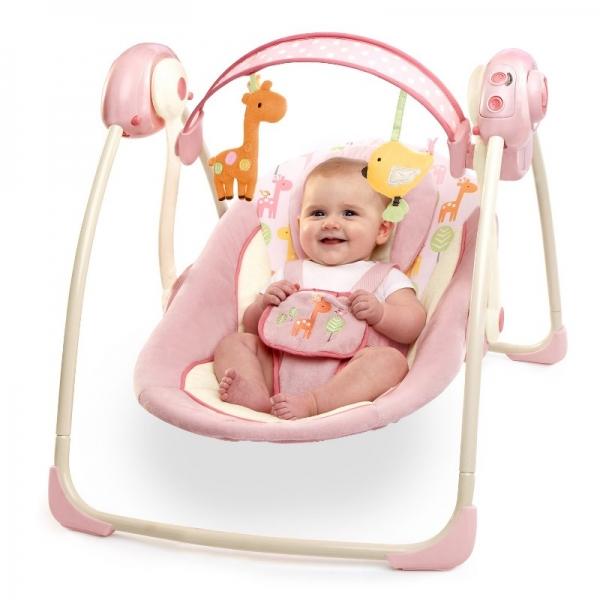 Comfort&Harmony Portable Swing Girafaloo