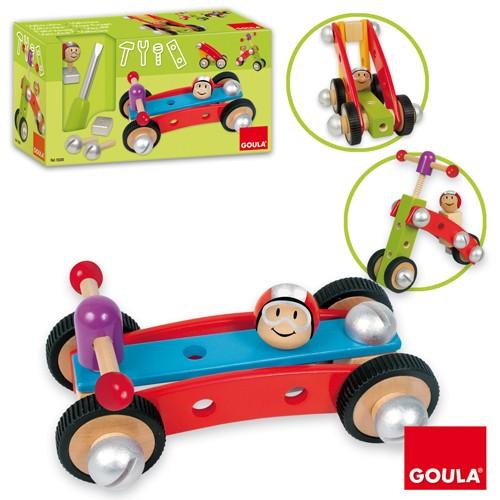 Vehicule Goula