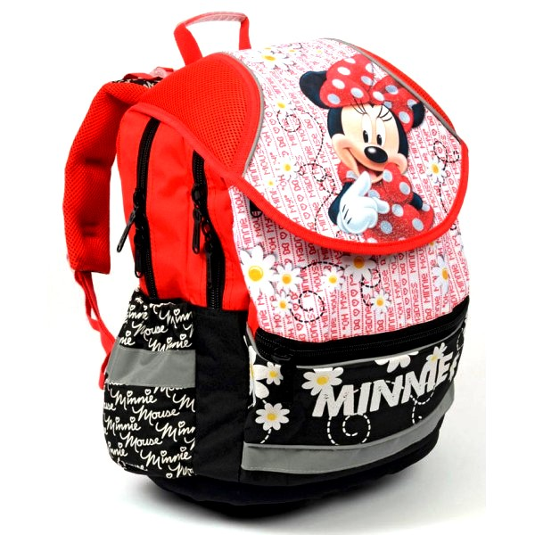 Ghiozdan anatomic Minnie Mouse