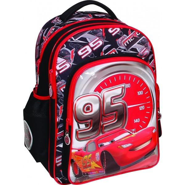 Ghiozdan copii Cars Racers