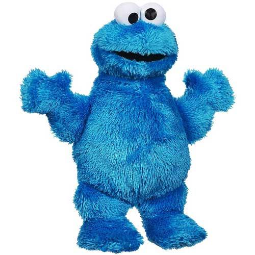 Jucarie de Plus Cookie Monster