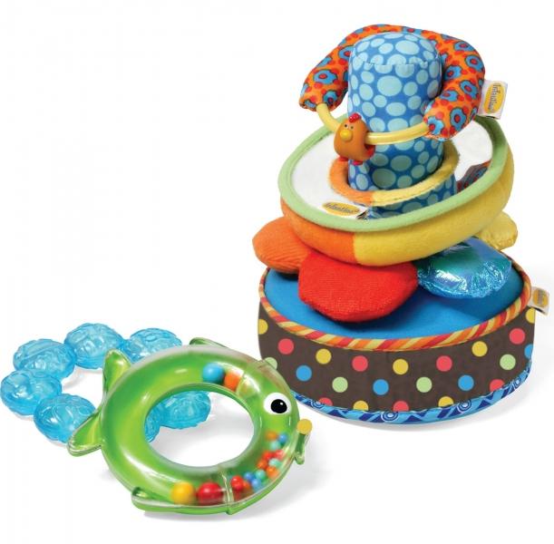 Jucarie pentru bebelusi 6 piese Activity