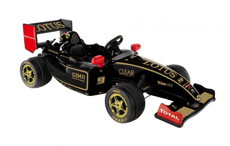 Masinuta electrica Lotus F1 12V