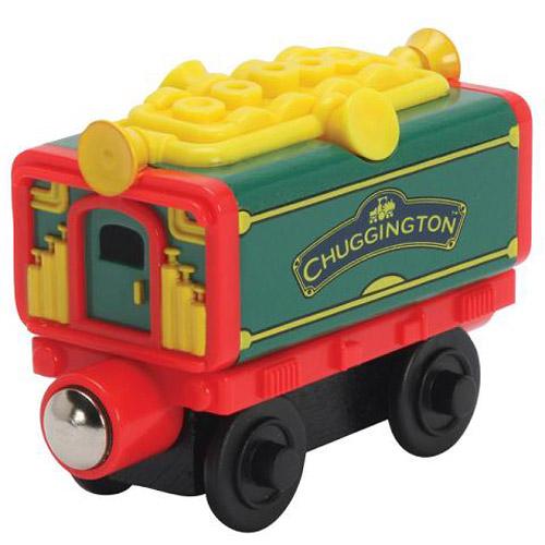 Locomotiva Lemn Vagon Muzical