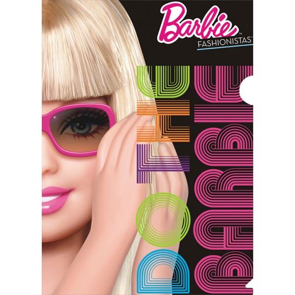 Mapa din plastic Barbie Fashionistas