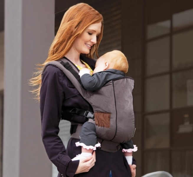 Marsupiu pentru bebelusi - SUPPORT ERGON