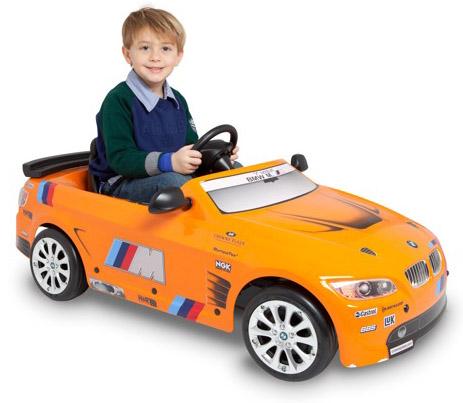 Masinuta electrica BMW M3 GT