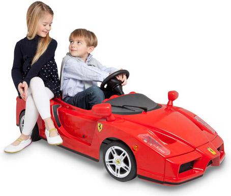 Masinuta electrica Ferrari Enzo 12V