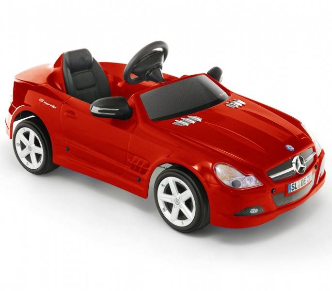 Masinuta electrica Mercedes SL 08