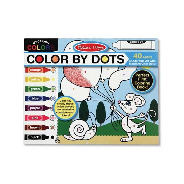 Bloc cu desene de colorat