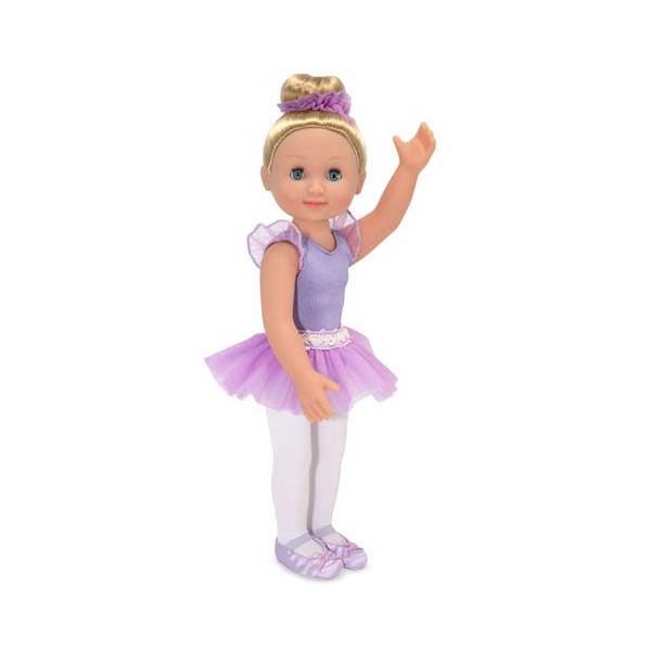 Papusa balerina Alexa