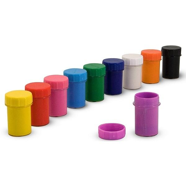 Acuarele - Set de 10 culori
