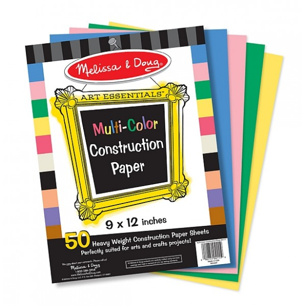 Hartie multicolora pentru proiecte de lucru manual