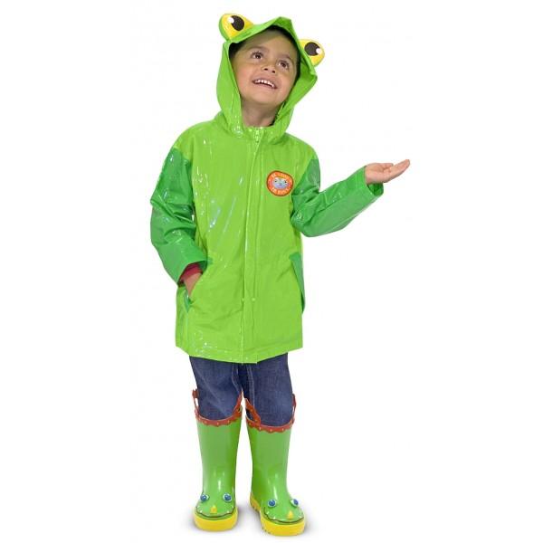 Pelerina ploaie Soggy Froggy