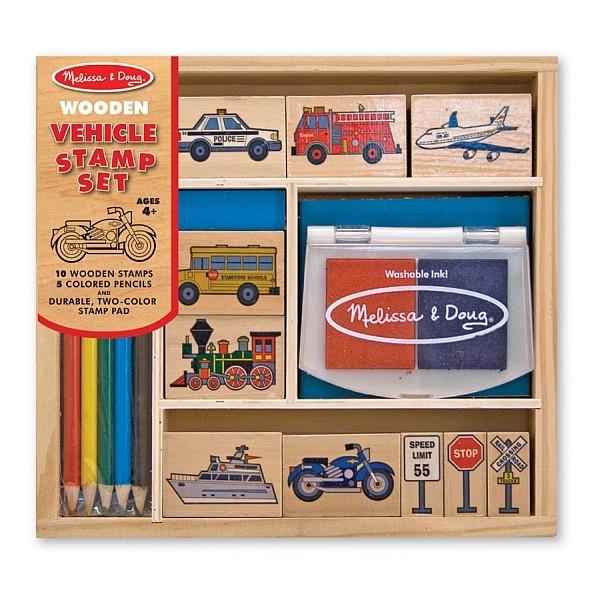Set de stampile Vehicule
