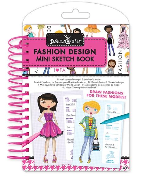 Mini Agenda Fashion Design
