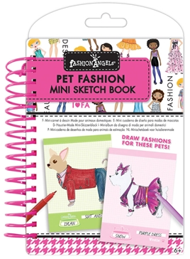 Mini Agenda Fashion Design Animale de Co