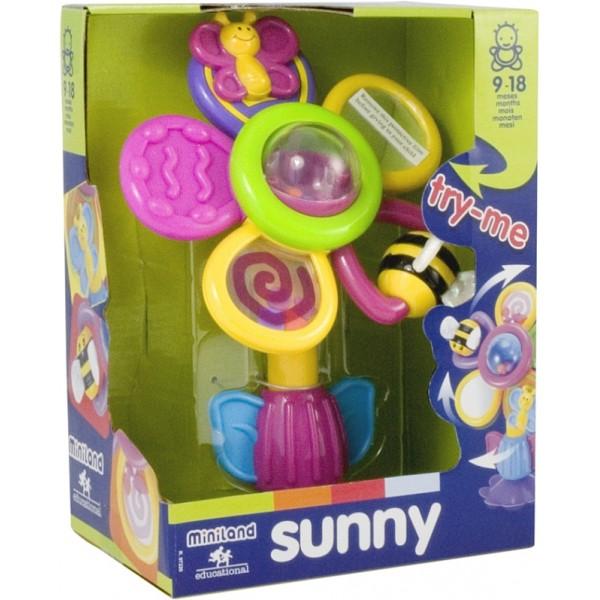 Jucarie pentru bebelusi Sunny
