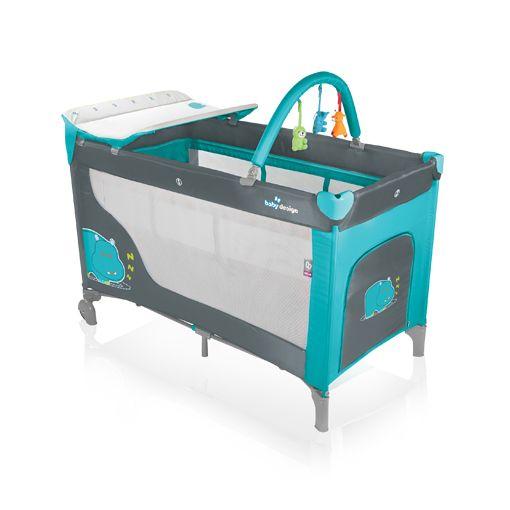Patut pliabil Baby Design Dream