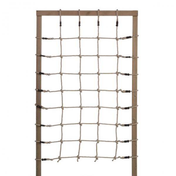 Plasa din franghie, pentru catarat - 1,50 x 2 m