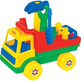 Poza Camion cu set scule Polesie