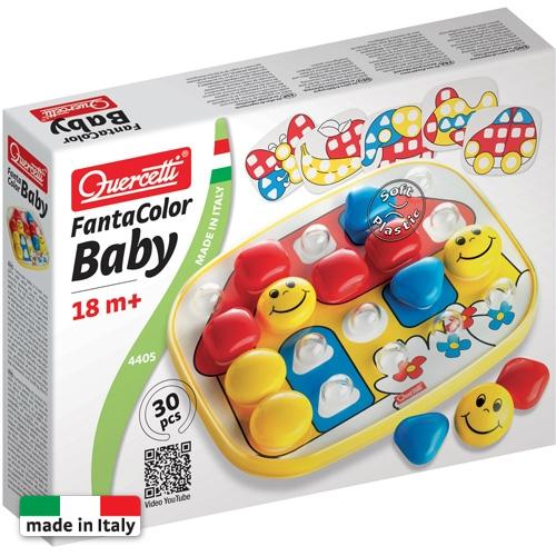 Joc creativ Fanta Color Baby constructii mozaic