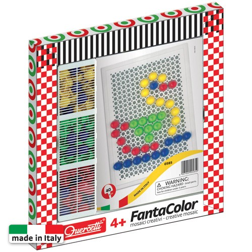 Joc creativ Fanta Color Cornice constructii mozaic