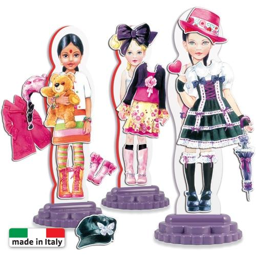 Fashion Design 3 fetite Quercetti