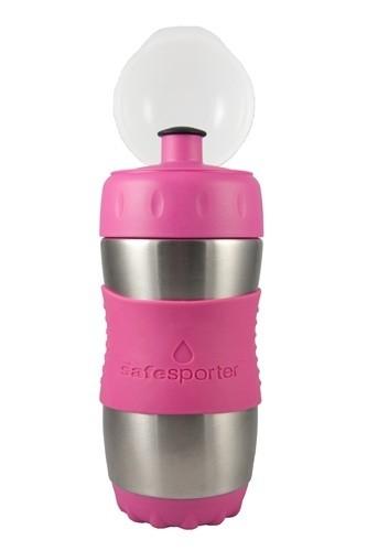 Recipient Safe Sporter 355 ml roz