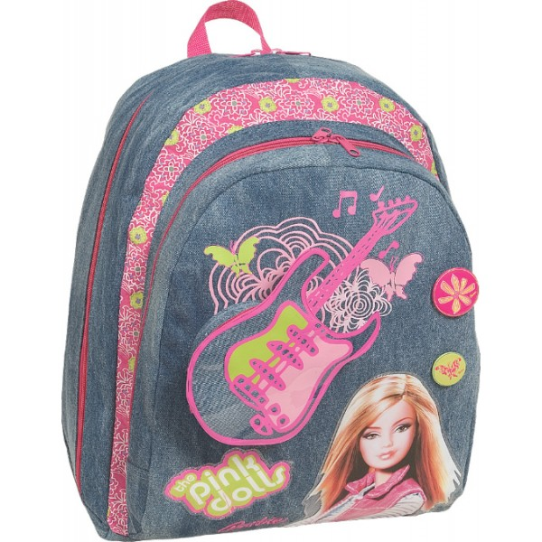 Rucsac copii Barbie Music Star