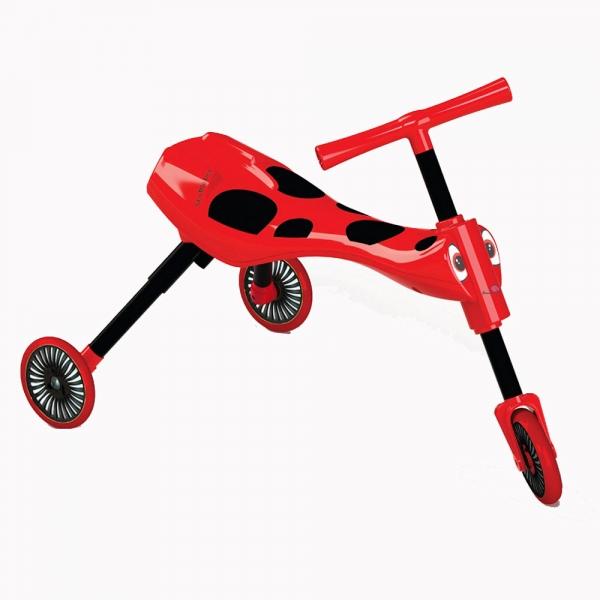 Tricicleta fara pedale Scuttlebug Beetle