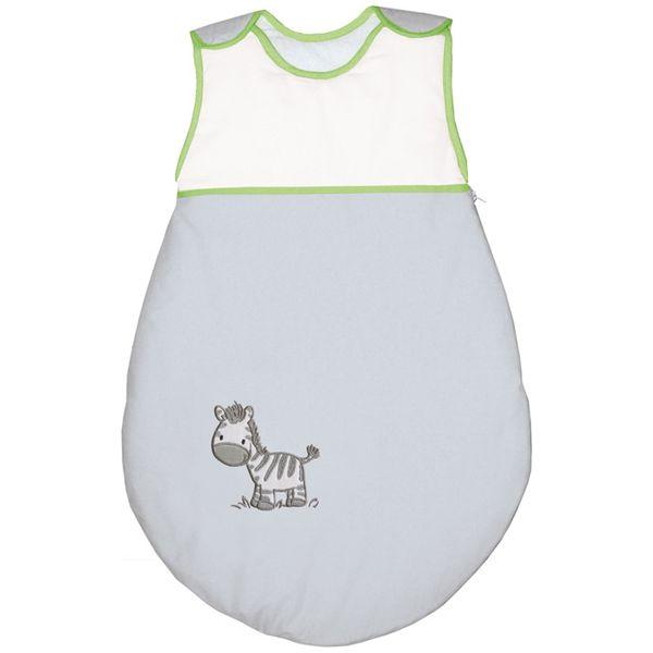 Sac de dormit Mammy Zebra Albastru
