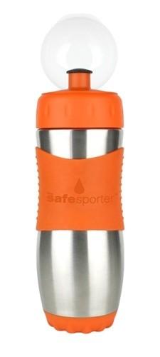 Recipient Safe Sporter 475 ml portocaliu