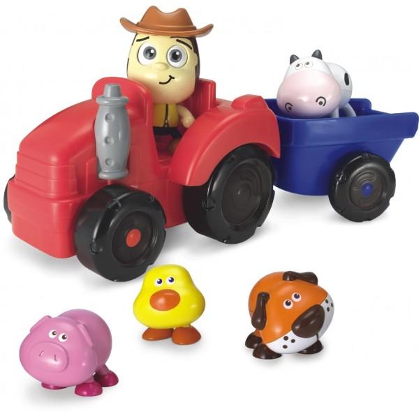 Set Baby Tractor Miniland