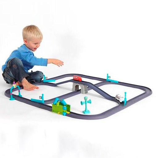 Set Chuggington - Wilson face baie