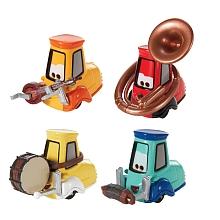 Set Masinute Cars 2 Uncle Topolinos Band