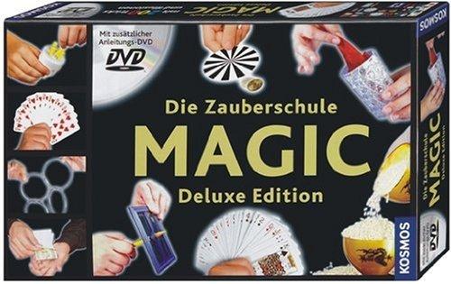 Set Scoala de Magie - Editia Deluxe