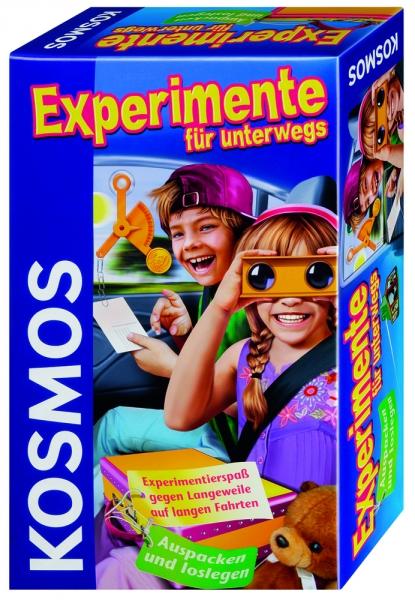 Set experimente pentru calatorie