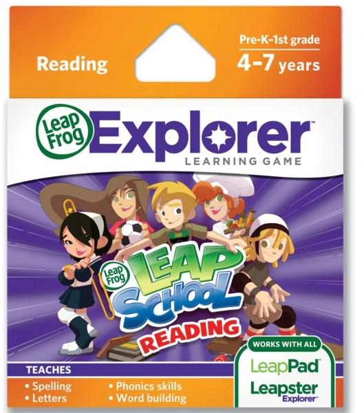 Soft educational LeapPad Disney Citirea