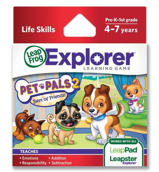Soft educational LeapPad Prieteni mei