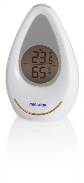 Termometru si higrometru de camera Minil
