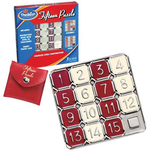 15 Puzzle ThinkFun